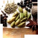 Prírodné korenia a zmesi korení